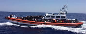 550 migranti tratti in salvo dalla Guardia Costiera