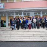 Dirigenti e professori francesi in visita all'Itt Majorana di Milazzo