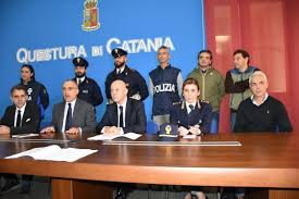 "Catania, Polizia di Stato: ""Picanello connection"""