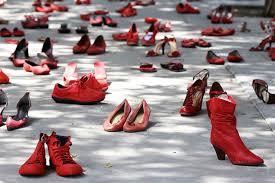 Milazzo – Scarpe rosse contro la violenza sulle donne