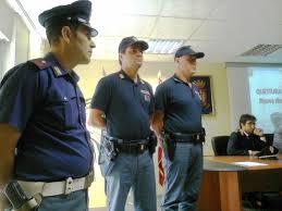 Potenza, eseguita ordinanza di custodia cautelare nei riguardi di una persona accusata di vari reati