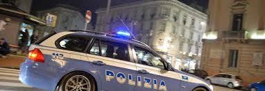 LA POLIZIA DI STATO DI VENTIMIGLIA HA RINTRACCIATO E ARRESTATO IL PERICOLOSO 39ENNE SCOMPARSO DALL'OSPEDALE PSICHIATRICO DI NIZZA