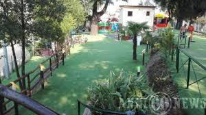 Danneggiato parco giochi di Bastione a Milazzo