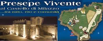 Presepe vivente al Castello di Milazzo