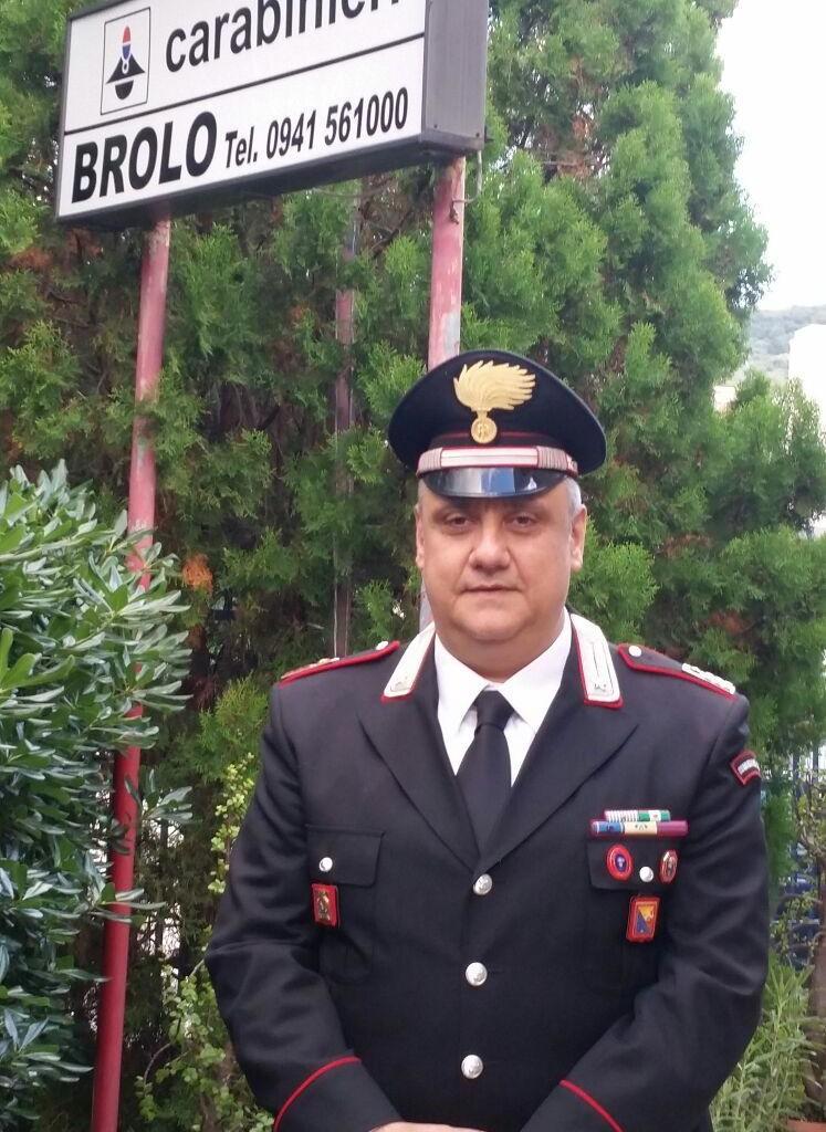 Nella giornata di ieri, 1 dicembre 2016, il Luogotenente Maurizio Mastrosimone ha assunto il Comando della Stazione Carabinieri di Brolo, dipendente dalla Compagnia di Patti