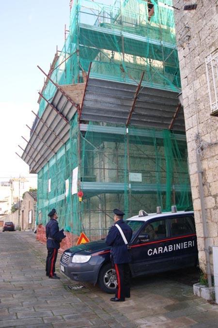 Carabinieri e Direzione Territoriale del Lavoro,ispezionati due cantieri nel messinese.  17 denunciati. 400 mila euro di sanzioni elevate