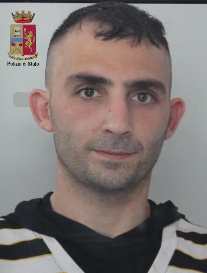 La Polizia esegue ordine di carcerazione nei confronti di un 35enne