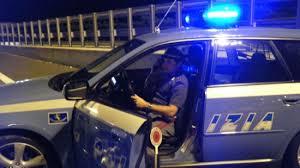 LA POLIZIA DI STATO SVENTA ASSALTO AD UN PORTAVALORI IN AUTOSTRADA TRA LE PROVINCE DI FOGGIA E BARLETTA-ANDRIA-TRANI