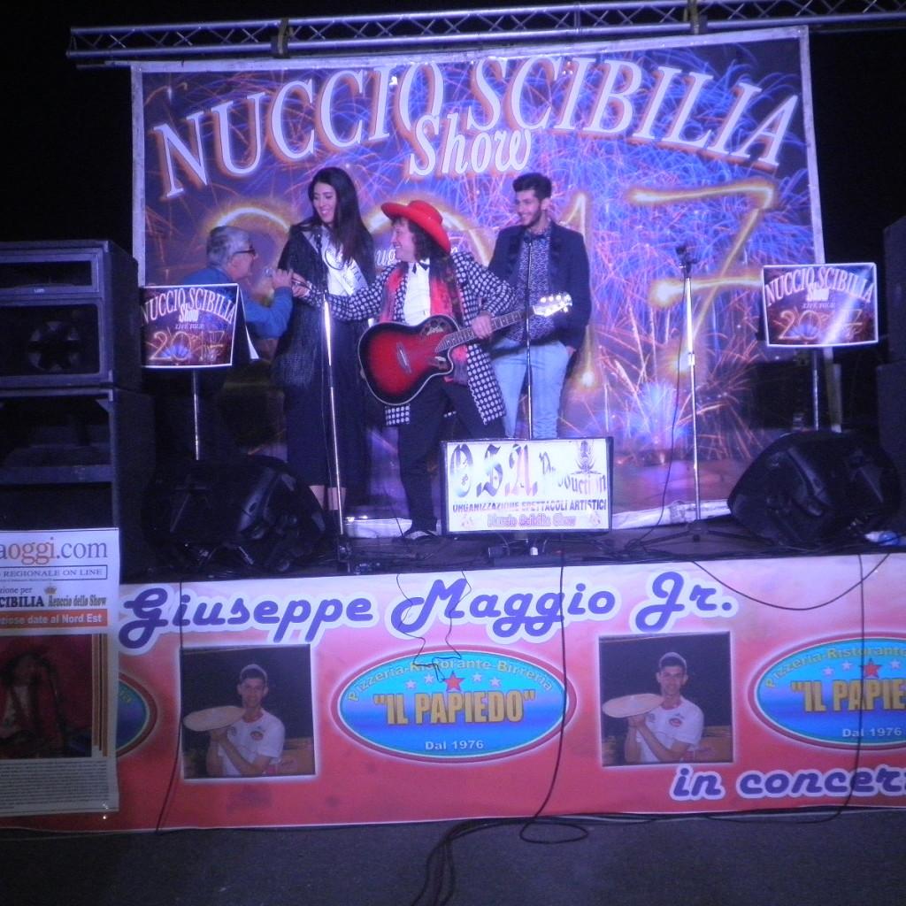 Nuccio Scibilia, 1° concerto 2017 e non solo…