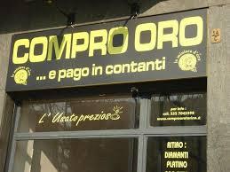 La Polizia di Stato di Torino ha chiuso 8 compro oro che facevano capo alla stessa società