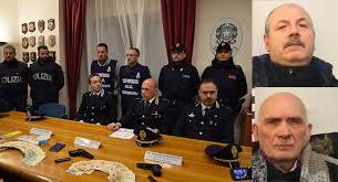 La Polizia di Stato di Crotone  ha arrestato due pericolosi detenuti evasi dal carcere di Voghera entrambi pluripregiudicati per  armi…,