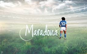 Diego Armando Maradona, dal San Paolo al San Carlo di Napoli