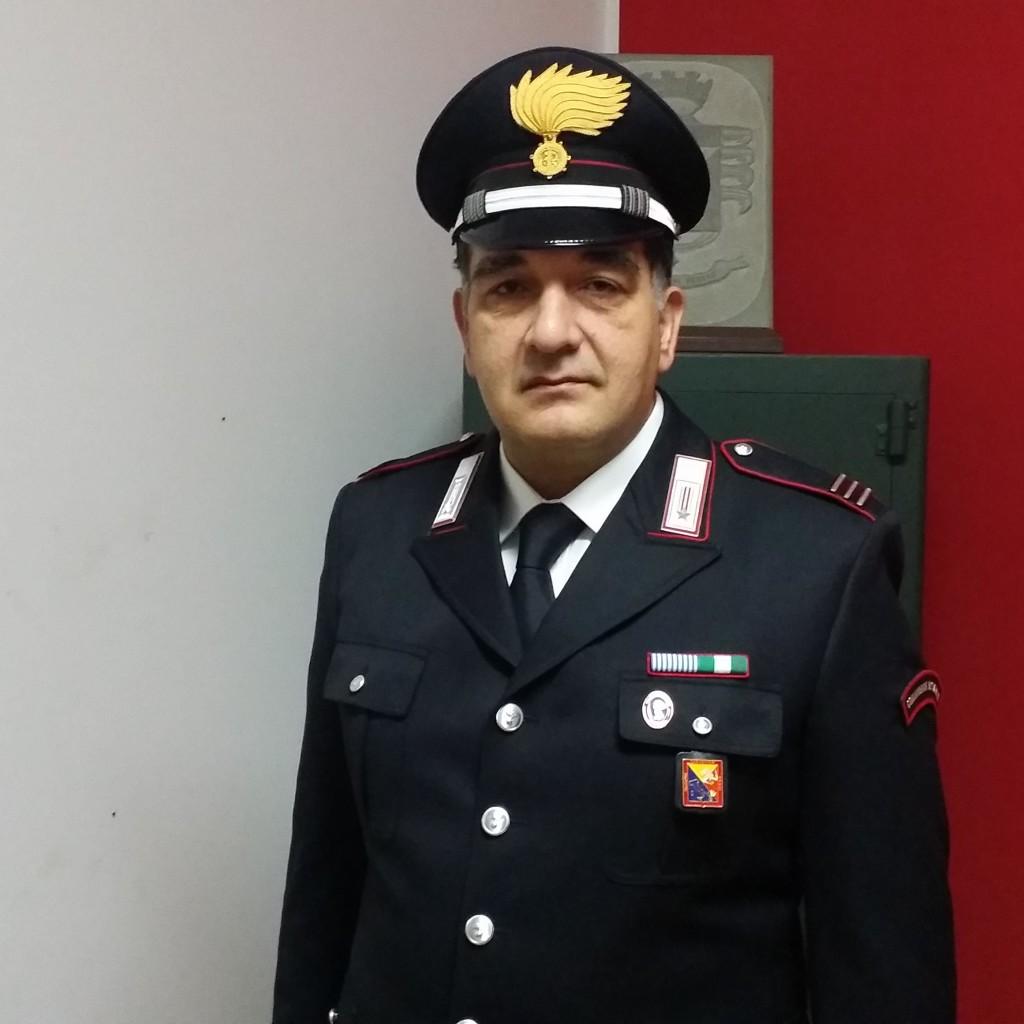 San Piero Patti ( Messina), il nuovo Maresciallo Piccirillo