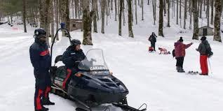 Provincia di Matera: Emergenza neve, Carabinieri impegnati nei soccorsi
