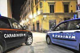 Polizia di Stato e Carabinieri fermano tre persone responsabili di estorsione aggravata dal metodo mafioso