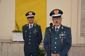IL GENERALE DI CORPO D'ARMATA FILIPPO RITONDALE E' IL NUOVO COMANDANTE IN SECONDA DELLA GUARDIA DI FINANZA