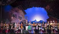 """Lo spettacolare """"AL CAVALLINO BIANCO"""" della Compagnia Italiana di Operette entusiasma il pubblico del Teatro del Mela"""