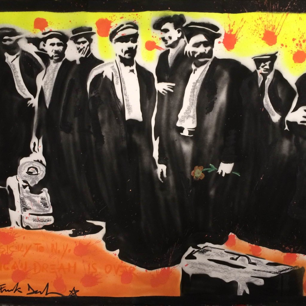Una mostra sull'immigrazione alla Camera dei Deputati promossa dall'on. Currò e dal milazzese Caruso
