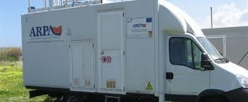 I dati dell'Arpa relativi al monitoraggio del Laboratorio mobile a Milazzo