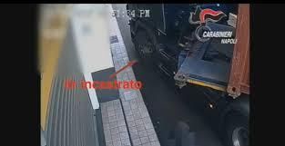 Bari, importante operazione dei Carabinieri contro gruppo criminale dedito agli assalti a tir