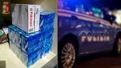Trasporto di alimenti. La Polizia di Stato sequestra burro e latte destinati a bar e rosticcerie. Denunciato il conducente del mezzo. Sanzioni per migliaia di euro