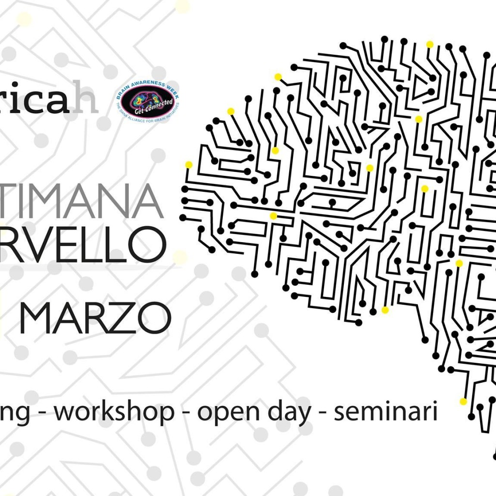 Dal 13 al 19 marzo portiamo in Sicilia la Settimana Mondiale del cervello
