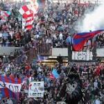 """Catania, la Polizia di Stato contro i supporter catanesi del gruppo ultras """"Estrema Appartenenza"""""""
