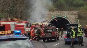 Grave incidente stradale sulla A10 in provincia di Savona
