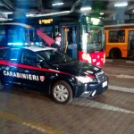MESSINA, MOMENTI DI PAURA SU UN BUS ATM : INTERVENGONO I CARABINIERI DEL RADIOMOBILE E DENUNCIANO 7 GIOVANI