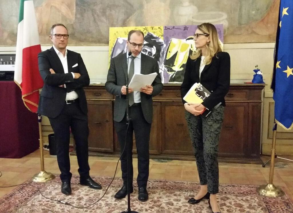 Inaugurata a Roma la mostra di De Nota visitabile sino al 22 marzo