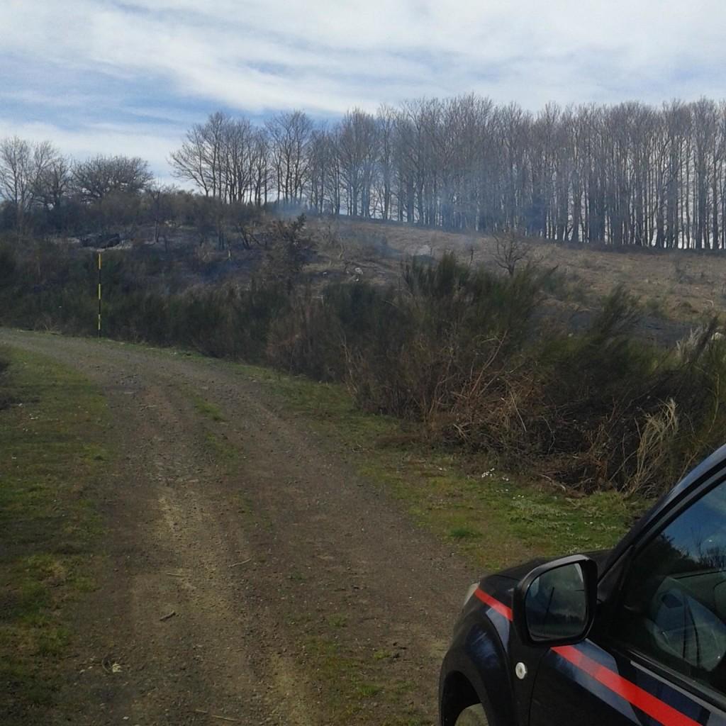 Raccuja (ME); Allevatore appiccava incendi alla macchia mediterranea sui Monti Nebrodi: arrestato dai Carabinieri