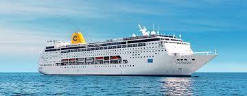"""Due navi della flotta """"Costa Crociere"""" in arrivo a Milazzo il 2 e il 9 maggio"""