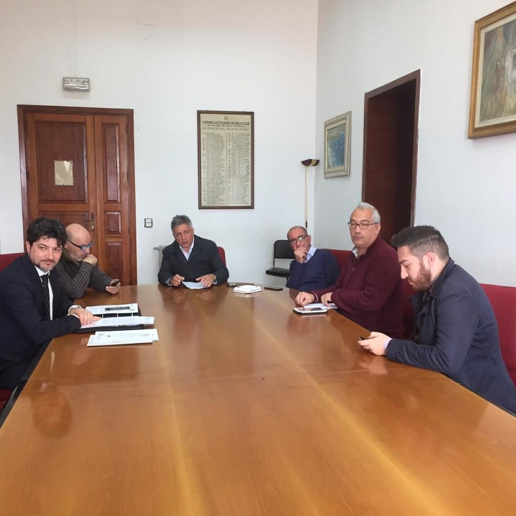 Presentazione Sportello informativo sul lavoro a Milazzo