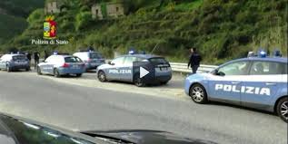 LA POLIZIA DI STATO COLPISCE UNA DELLE PIU´ IMPORTANTI ARTICOLAZIONI TERRITORIALI DELLA `NDRANGHETA CALABRESE