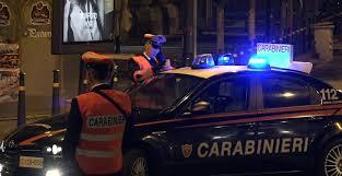 Capo d'Orlando: Rissa in strada. Arrivano i Carabinieri