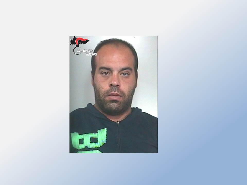 Messina: i Carabinieri di Messina Sud arrestano il latitante Luciano SCIPILLITI