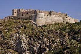 Stati generali del Castello di Milazzo e discerbamento, nota di Presti