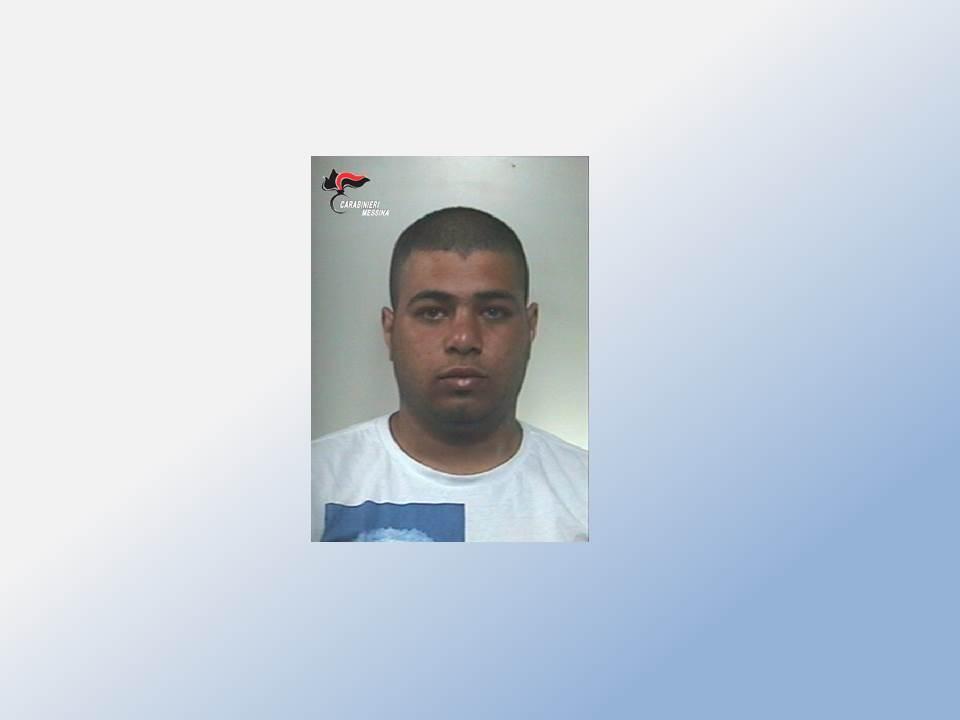 Messina, arrestato cittadino egiziano per evasione