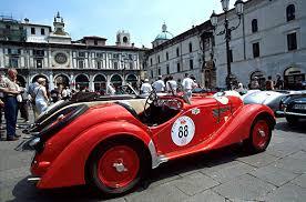 Al via la Millemiglia, storica competizione giunta alla 90° edizione