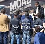 Catania, Polizia di Stato e Guardia di Finanza fermano due cittadini libici indiziati di favoreggiamento immigrazione clandestina
