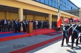A Messina questa mattina si è celebrato il 203° annuale della Fondazione dell'Arma dei Carabinieri