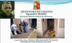 Catania. Arrestato dalla Polizia di Stato l'autore dell'omicidio del cimitero
