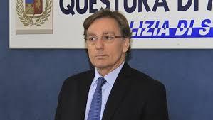 Il Questore Giuseppe Cucchiara lascia lo stretto: dal primo luglio dirigerà la Direzione Centrale per i Servizi Antidroga del Dipartimento della Pubblica Sicurezza
