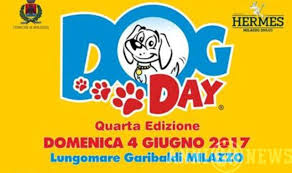 """Domenica 4 giugno a Milazzo la quarta edizione del """"Dog Day"""""""