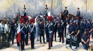 Parole del Generale della gendarmeria francese AMPERT