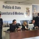 Furti a persone in fascia debole: individuato dalla Polizia di Stato di Modena  un minorenne indiziato di più colpi in città