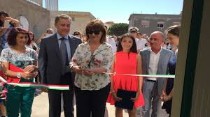 """Inaugurata la palestra della scuola media """"Luigi Rizzo"""""""