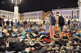 Dopo i fatti di Piazza San Carlo a Torino