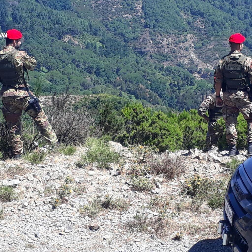 Operativi su Messina i Carabinieri Cacciatori di Sicilia