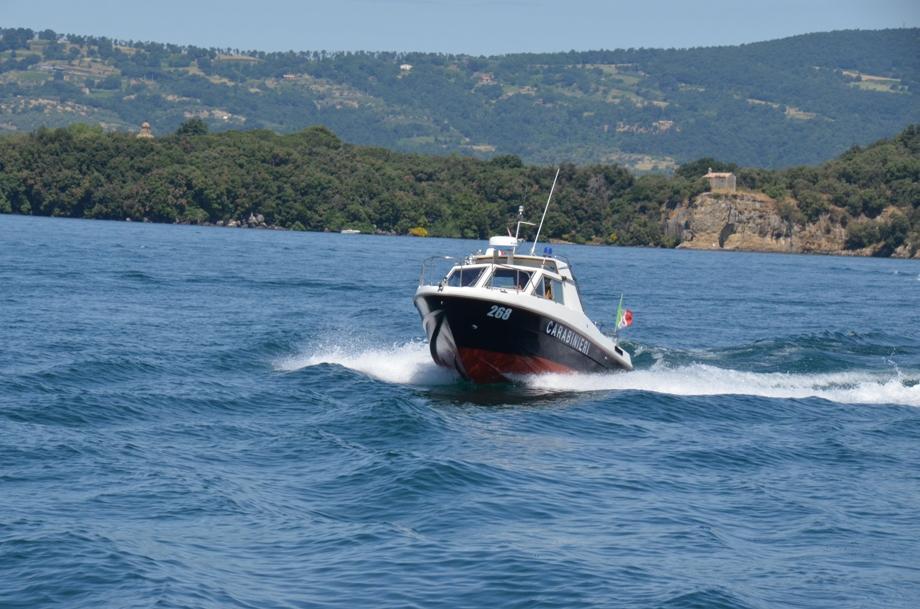 Bolsena: minorenni disperse nel lago di Bolsena, salvate dai Carabinieri